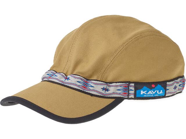 KAVU Strapcap Cap Khaki